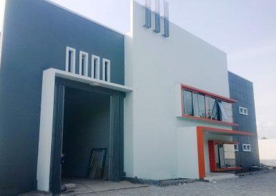 Bangunan Pabrik -Siap Pakai (BPSP) Single PT. PIER Pasuruan