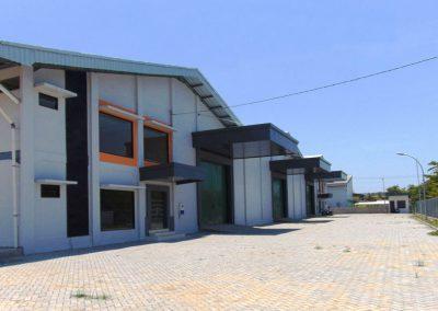 Bangunan Pabrik Siap Pakai III PT. KIW (persero) Semarang