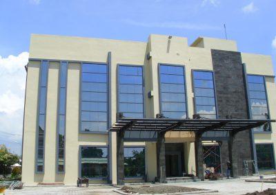 Pembangunan Wisma Tamu ( 3 Lantai ) AKAMIGAS STEM CEPU